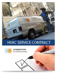 HVAC Maintenance Contract in NYC