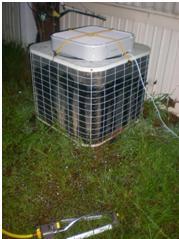 HVAC Failure 1