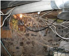 HVAC Rewire Failure
